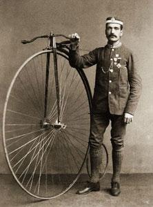 Приглашаем на открытие памятника изобретателю велосипеда